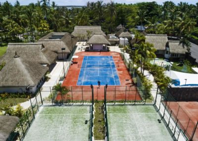 Ile Maurice (padel + tennis)